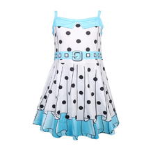 2019 summer cartoon Baby girl clothes kids dresses for Girls Halloween costume cosplay Party Vestidos 51206 hot mickey minnie cosplay costume halloween costume dresses for kids girl performance dance clothes christmas cartoon costume
