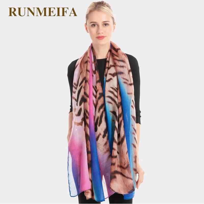 RUNMEIFA New Fashion Women Spring Autumn Scarves Beautiful Voile Shawls Elegant Ladies Shawl Foulard Femme Echarpe Free Shipping