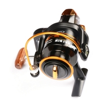 1pc Top Quality 2000-7000 12+1 BB Metal Head Left and Right Interchangeable Collapsible Handle Spinning Fishing Reel