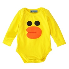 2016 New Baby Boys And Girls Clothes , Soft Kids One Pieces Jumpsuits Pajamas Newborn Infant Girl Boys Clothes Baby Costumes