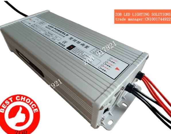 [ZOB]The new power supply aluminum profiles 24V 60W  2.5A rain LED power supply factory direct--2PCS/LOT