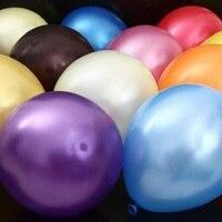 Good Quality Latex Balloons Celebration Birthday Wedding Party Decorative Toys Pearl Helium Balloon Gift Balls 12Inch