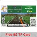 8G gps mapas TF/cartão SD Mapa mais recente para WinCE/Android de navegação gps do carro mapa Europa/rússia/Bielorrússia/EUA/CA/AU/Israel mapas Do gps Do Carro
