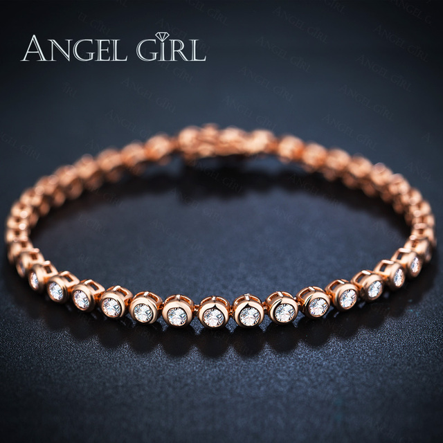 Angel Rose Gold Bracelet...
