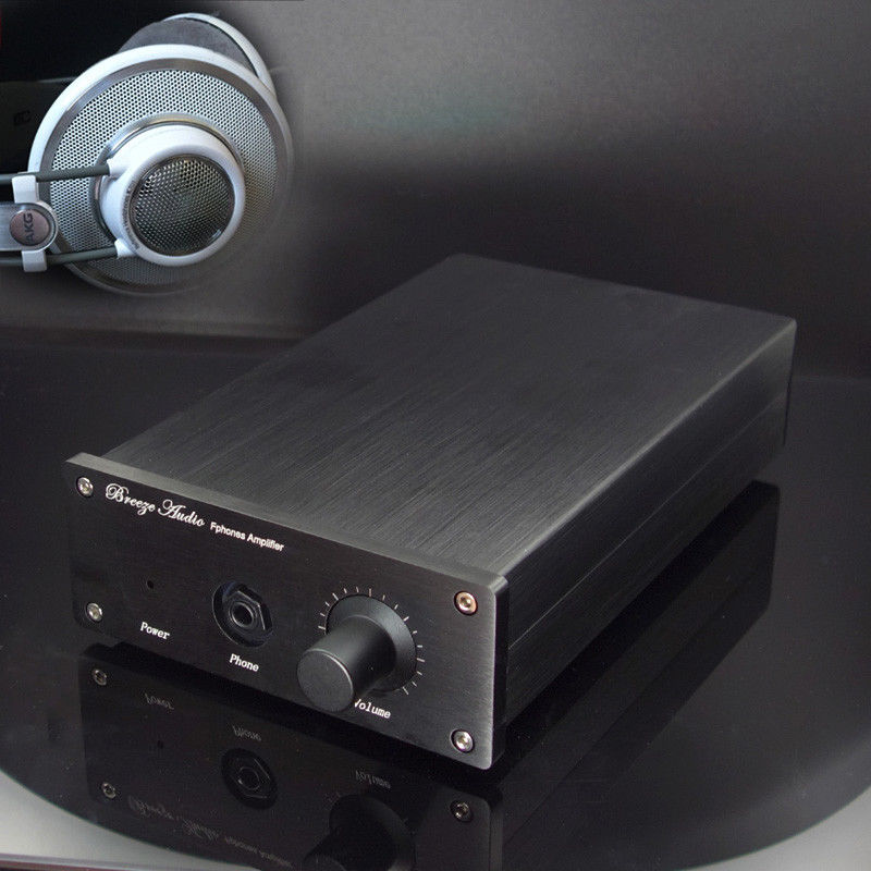 GZLOZONE Finished FET Class A Headphone Amplifier Base on Audio HA5000 L11-17