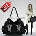 Горячая продажа! 2015 новая мода композитный кожаный мешок/высокое качество дизайн бренда змея плеча кожи сумка/женщины сумка L0-208