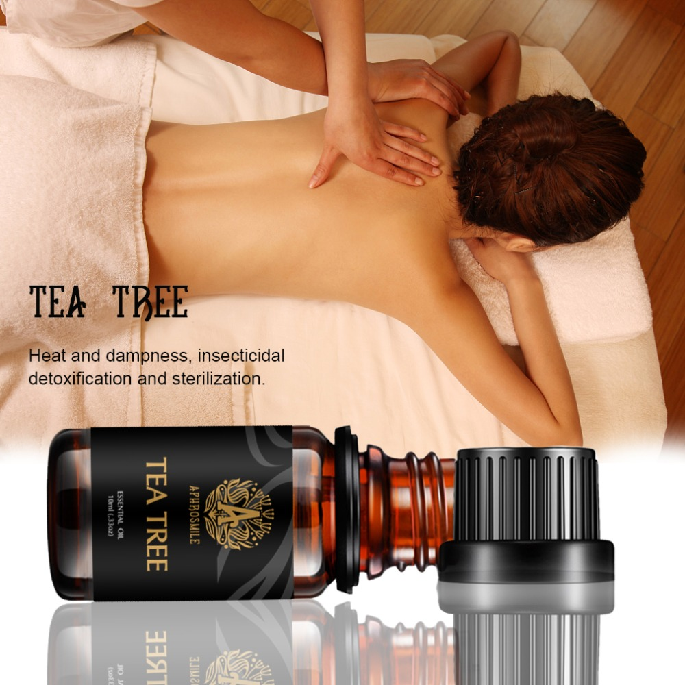 100% Natural Tea Tree Essential Oil Anti-wrinkle Extract Acne Removal Scars Marks Treatment Essential Oil For Any Skin Care
