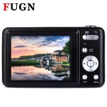 FUGN Original Digital Camera 20MP With 2.7″ TFT Screen Portable Video Recorder Cam Micro Camera CMOS Sensor Optical Anti Shake
