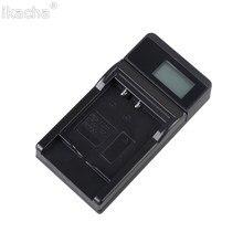 Ikacha NP-120 NP120 NP LCD USB Carregador de Bateria Da Câmera Para FUJI FUJIFILM F10 F11 603 M603 zoom z1
