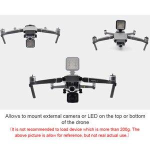Image 3 - STARTRC DJI Mavic 2 برو منصب الكاميرا 360 درجة بانورامية كاميرات موصل جبل ل GoPro بطل 5/6/7/8 الأسود ل oomo العمل