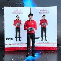 Box Toy Original Garage Kit Classic Toy Star Trek Legends PVC Action Figure Collectible Model Loose
