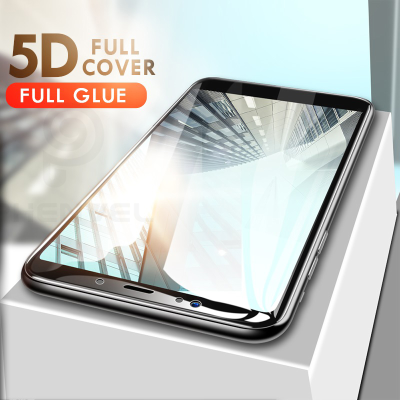 Fit Tempered Glass For Samsung Galaxy A7 A8 A9 2018 5d Screen Protector For Samsung A7 2018 A9s A9 Nano Protective Glass Film