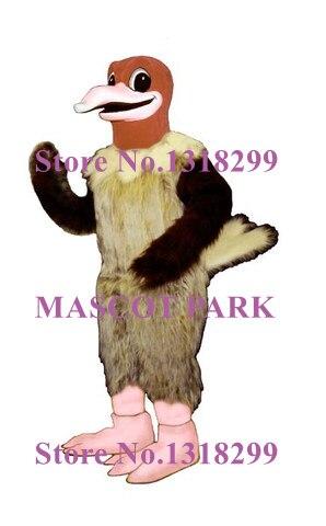 Mascotte fourrure Buzzard Mascotte Costume fursuit taille adulte aigle à tête blanche condor thème Mascotte carnaval déguisements fursuit Kits