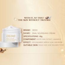 OEDO PURE Maquiagem Snail Moisturizing Makeup Whitening Anti-aging