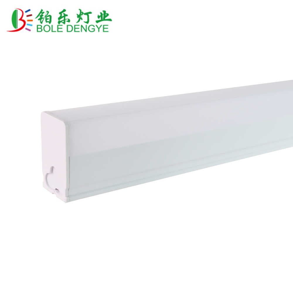 220/110V T5 LED Tube Wall Lamp Cold/Warm White Fluorescent T5 Integrated Light LED Tube 30cm 5W 60cm 7W 24/48pcs Leds Tube Lamp