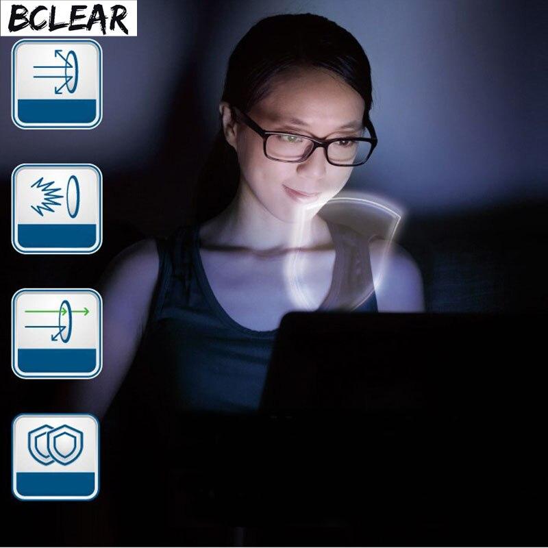 BCLEAR 1,56, Индекс преломления, прогрессивные линзы с защитой от синего света, очки для защиты глаз, Новинка - 2
