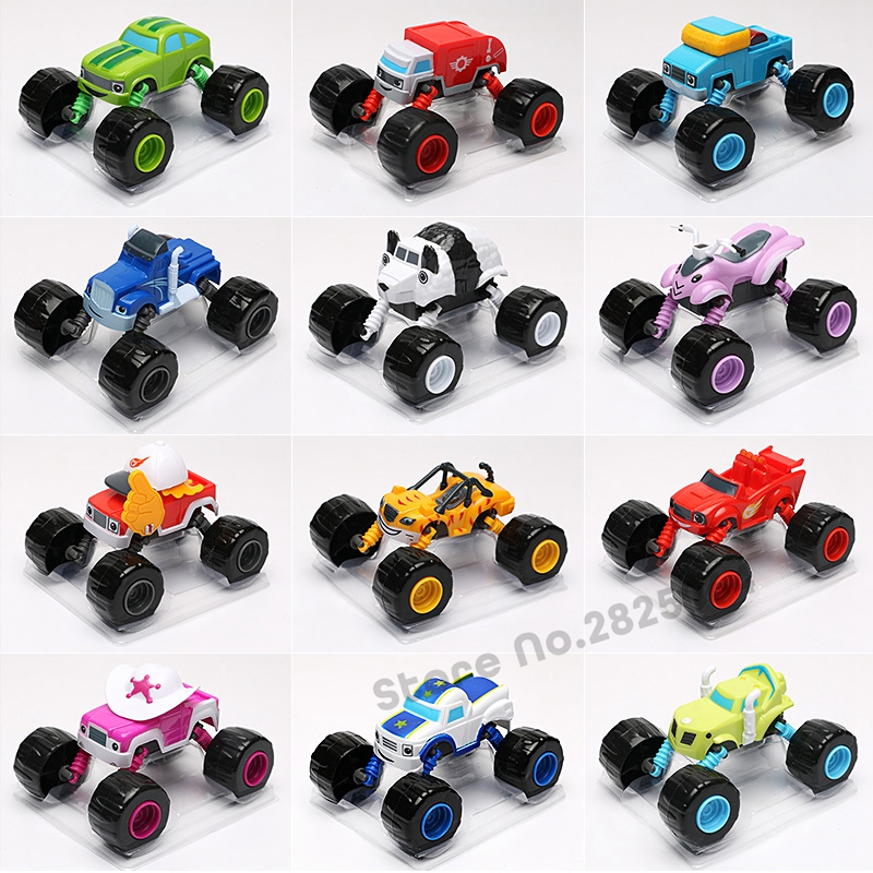twinklecat blaze toy vehicles cool russia miracle cars kid toys vehicle hot car transformation toys hot wheel kids game car