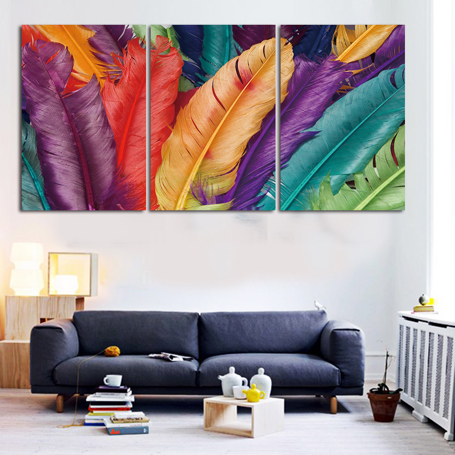online get cheap bedroom rainbow paintings aliexpress com