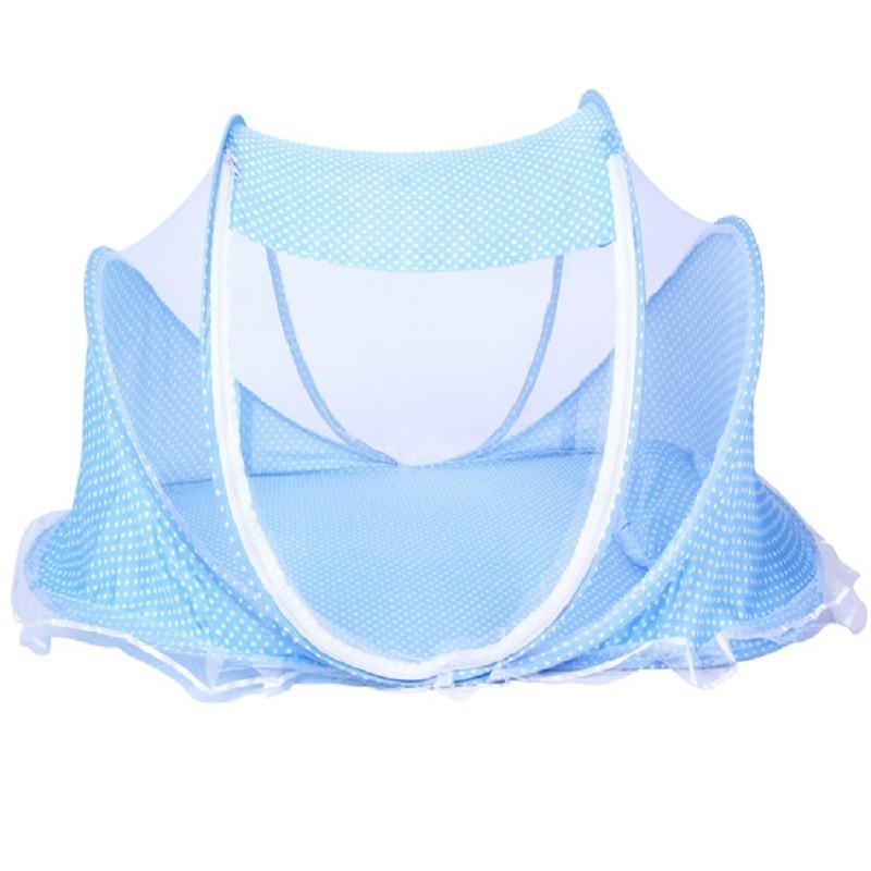 Vroča prenosna otroška postelja dekor komarjev neto dojenčka - Domači tekstil - Fotografija 5