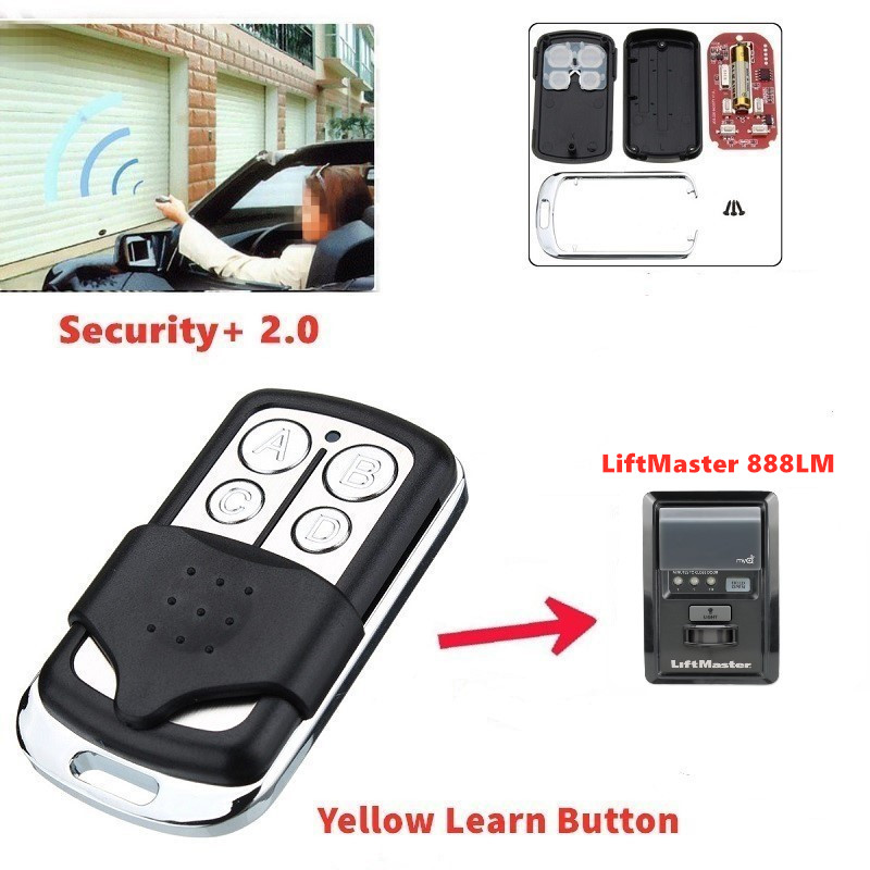 for LiftMaster 888LM Security+ 2.0 MyQ Wall Control Garage Door Openerfor LiftMaster 888LM Security+ 2.0 MyQ Wall Control Garage Door Opener