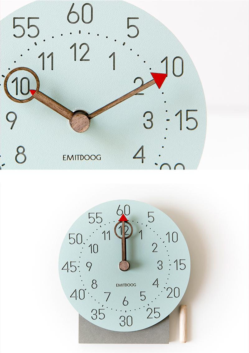 retro clock with time projection clock vintage reloj mesa vintage reloj antiguo automobile clock alarm clock bedroom clock clock flip watch table table clock (11)