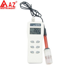 Buy AZ8551 high precision water quality tester, ORP PH tester with PH range 0~14PH