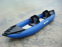 2-people Heavy-Duty Expedition Inflatable Kayaks GTKA370(China)
