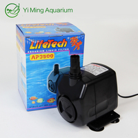 LifeTech 60W AP3500 3300L/H Silent Fountain Submersible Water Pump Water Aspirator For Aquarium Pond Coral Koi Fish Tank AP3500
