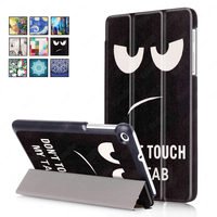 For Huawei T2 7 0 Inch Case Ultra Slim Hard Case PU Leather Smart Cover Stand