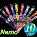 Free Shipping 10pcs/lot Wholesales Cute Children 3D Finding Nemo Watch Toy Gift Kids 3D Watch