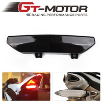 GT Motor FREE SHIPPING Motorcycle Tail Light LED Integrated Signal for KAWASAKI NINJA ZX 6R 07 08 Concours 14 08 14