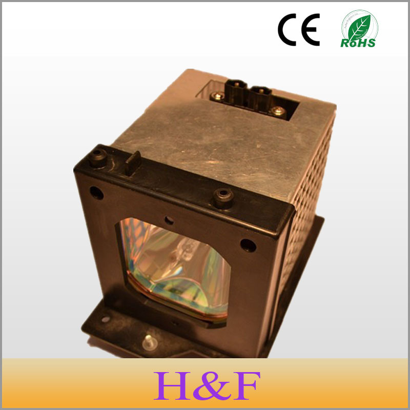 Free Shipping UX21511 Rear Replacement Projection TV Lamp Projector Light With Housing For Hitachi TV Proyector Luz Lambasi free shipping compatible tv lamp for hitachi lp600