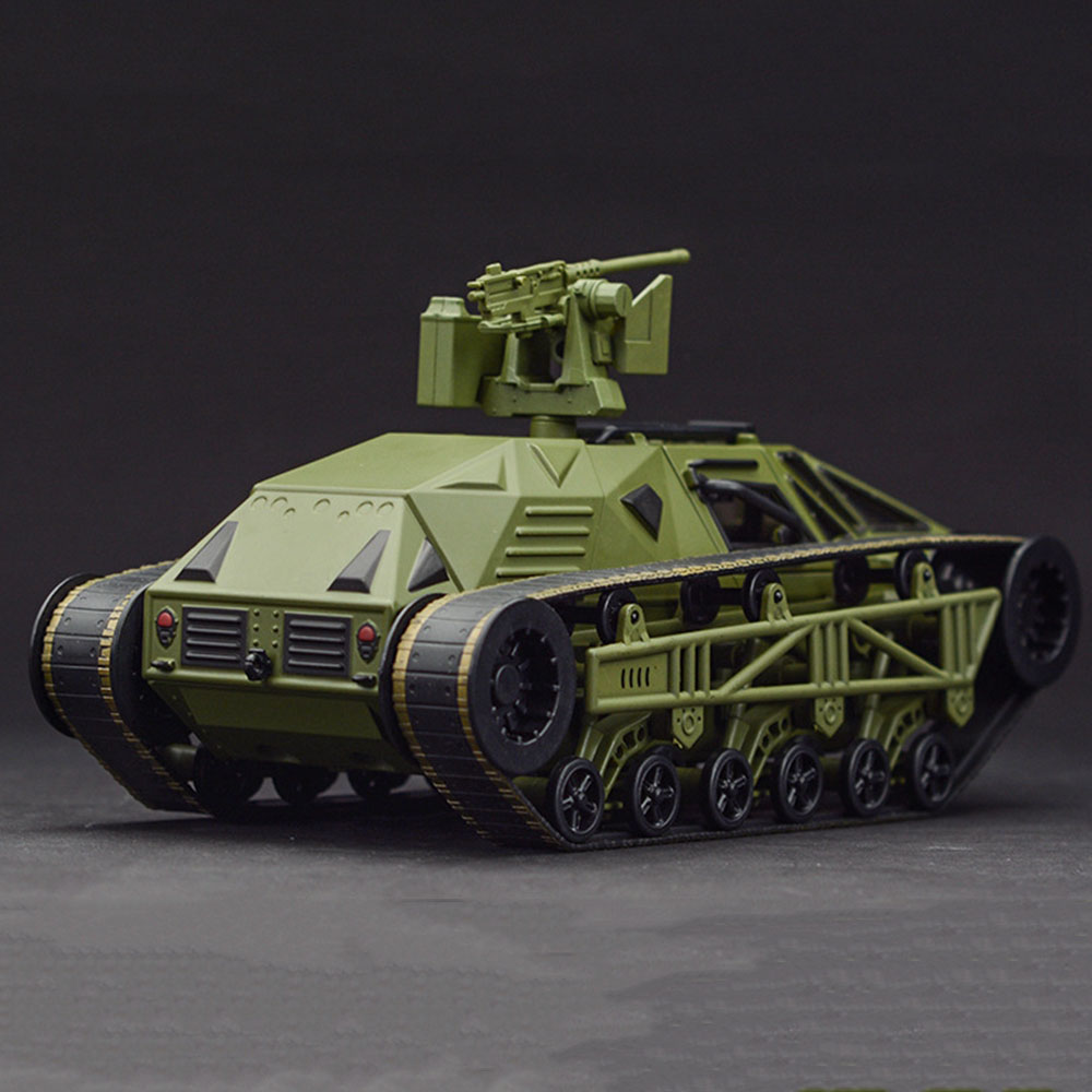 1:24 Scale Fast & Furious Alloy Tracked Tank Vehicle Toy