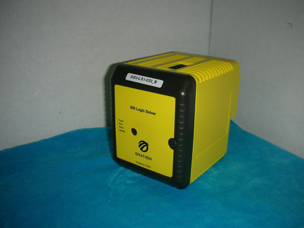 1PC USED EMERSON DeltaV KJ2003X1-BA2