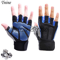 High Quality Tactical Gloves Women Men Gym Gloves Body Building Training Sport Fitness Gloves Exercise Weight