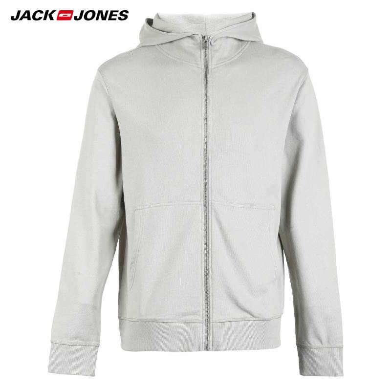 Jack Jones New Áo Hoodie Dài Phối Nón | 2183HE505