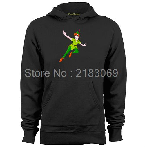 Peter Pan Mens & Womens Cartoon Hoodies Personalized Sweatshirts