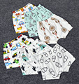 New Baby Kids Girls Boys Short Pants Summer Infant Fashion Cartoon Character Pattern Pants For Baby Shorts