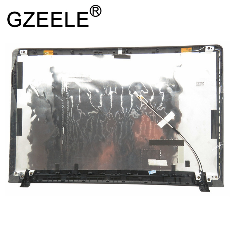 GZEELE New for Samsung NP270E5K 270E5E 270E5U 270E5V 300E5E NP300E5E Laptop Lcd Rear Lid Back Cover