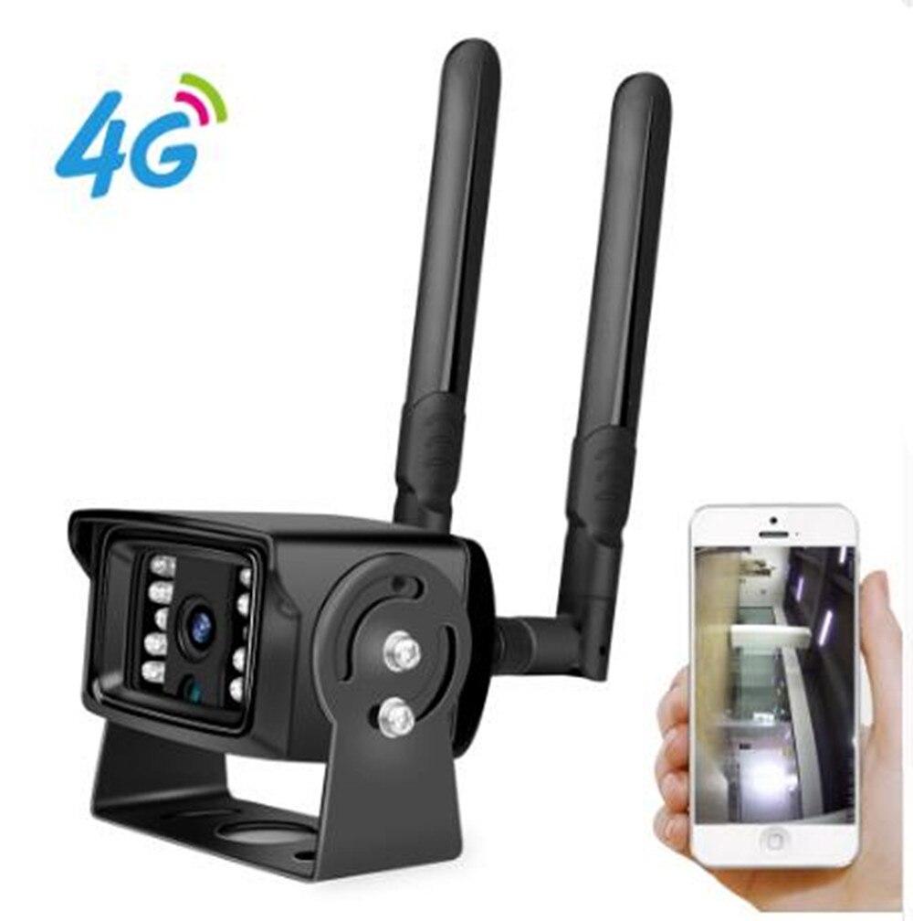Беспроводная 4G sim карта ip камера наружная Водонепроницаемая 720/1080 p опционально