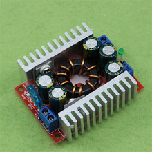 DC-DC High Power low ripple 15A Adjustable step-down module 98% high efficiency vehicle-mounted Power supply module