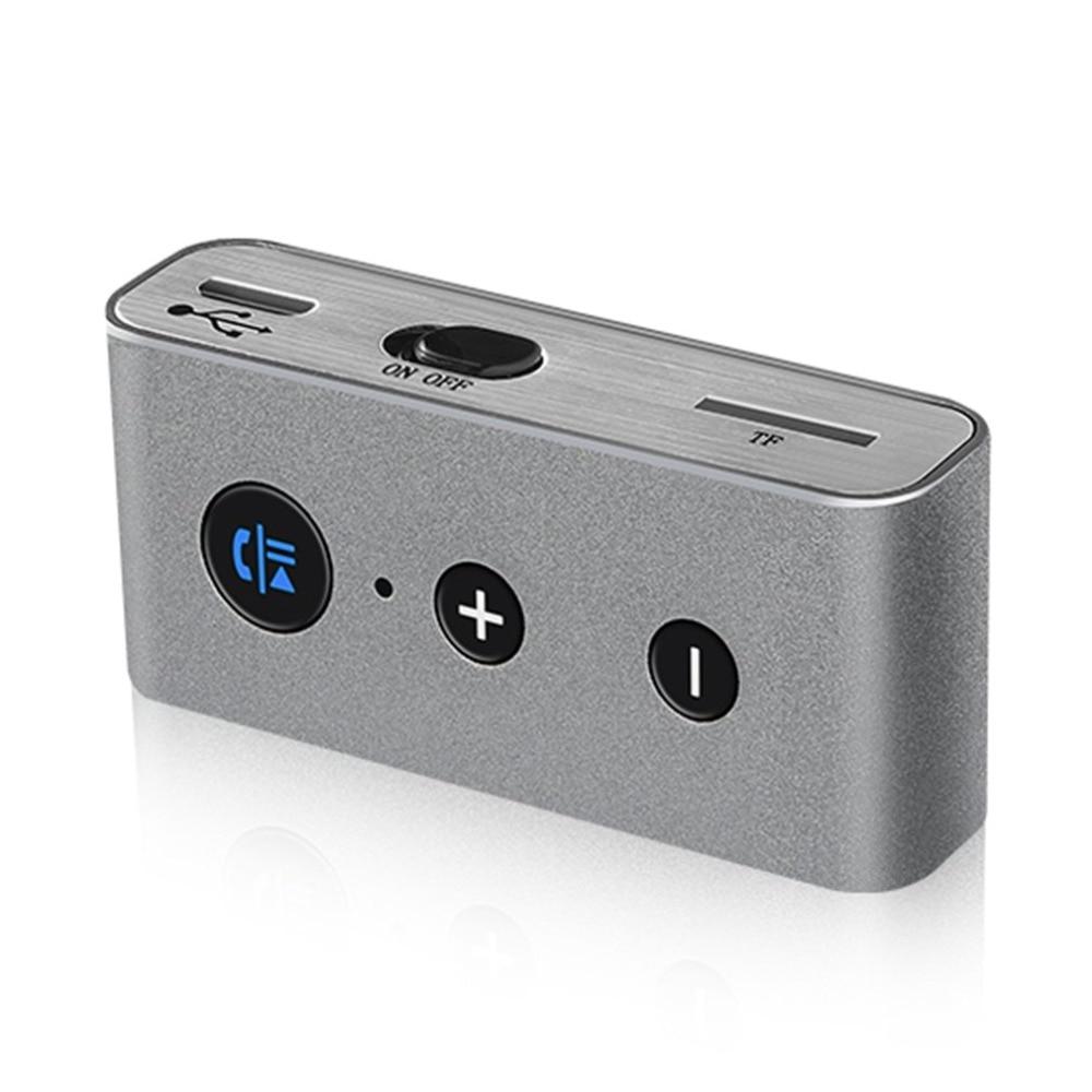 Tragbares Audio & Video Unterhaltungselektronik Drahtlose Bluetooth 4,2 Empfänger Adapter 3,5mm Auto Aux Audio Adapter Für Auto Lautsprecher Mp3 Musik Empfänger Bluetooth Audio Adapter