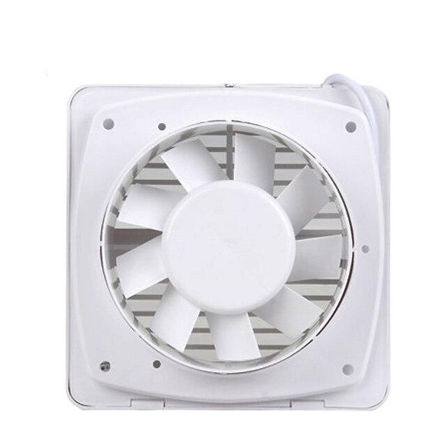 6 inch ventilatoren badkamer wc mute fan uitlaat venster muren in 6 ...