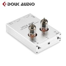 2018 Lastest Little Bear T7 Valve 6J1 Tube Phono Stage RIAA MM Phonograph Preamplifier Stereo Pre-Amp (Silver) Free Shipping(China)