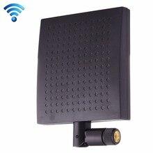 12dBi SMA Штекерный разъем 2,4 ГГц панель WiFi антенна