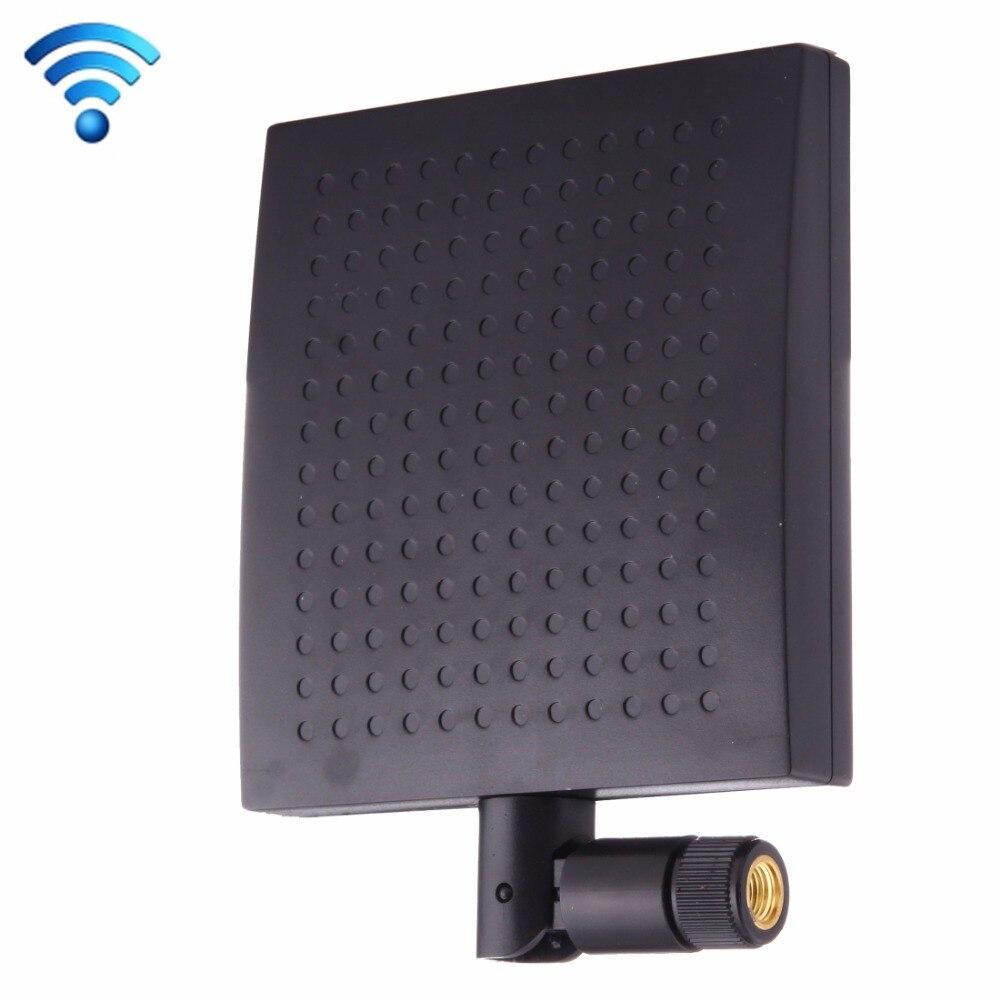 12dBi SMA conector macho 2,4 GHz Panel WiFi antena
