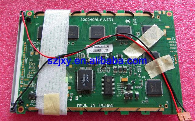 320240ALA tela novo e original lcd em estoque com frete grátis