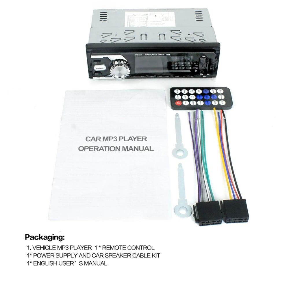 Универсальный Bluetooth Автомобильный MP3 черный автомобиль MP3 Авто Аудио плеер автомобили MP3 плеер Премиум музыка головное устройство
