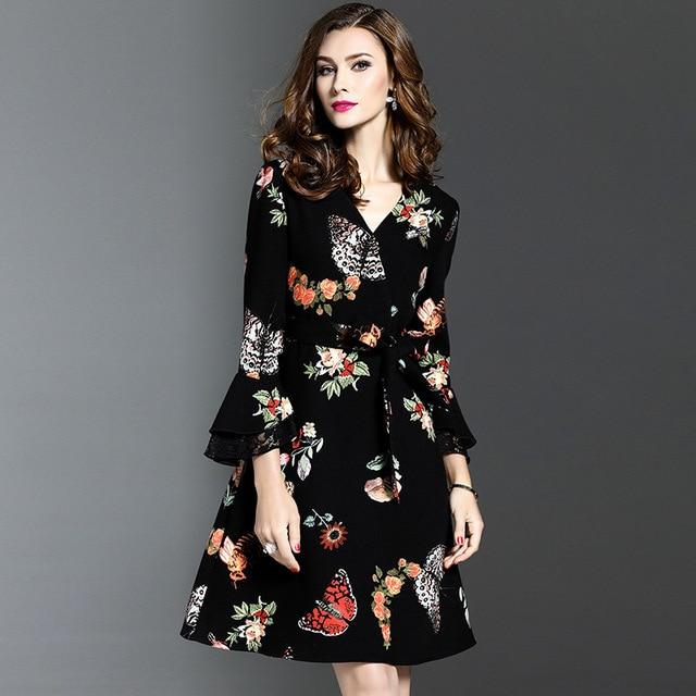 #Girl #Fashion #Dress #Women #Sexy V-Neck Party Dress #Spring #Summer #boygrl 3