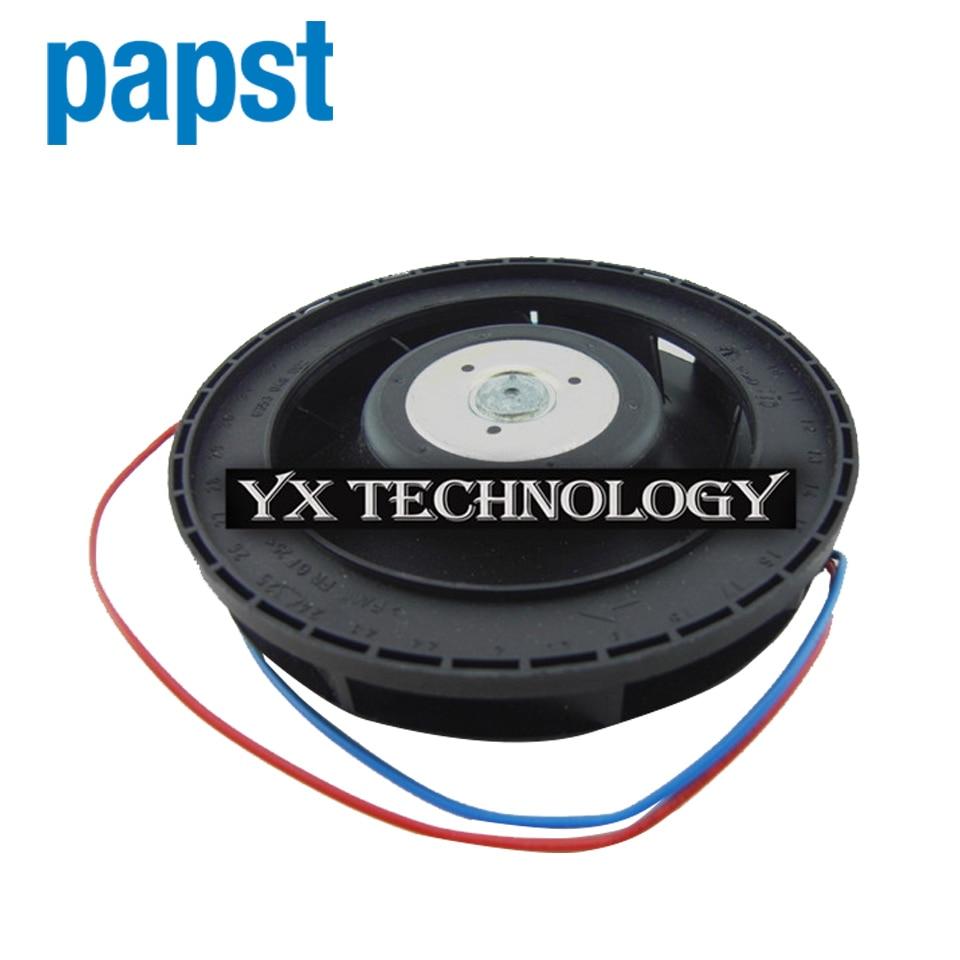 ebm papst Brand new original purifiers fan REF100-11/12 104*25MM 12V fan ebm papst brand new original centrifugal fan r2e190 ao26 05 fan 190 68 220v inverter 190 68 5mm